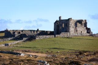 Bunowen Castle | Roger Harrison
