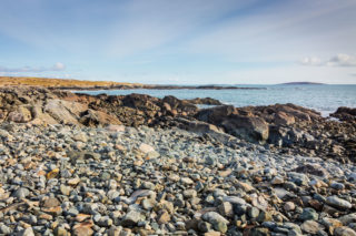 The beach at Dolan   Roger Harrison