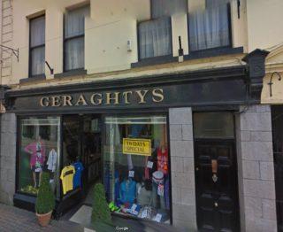 30.Geraghty's Shop | David Collins
