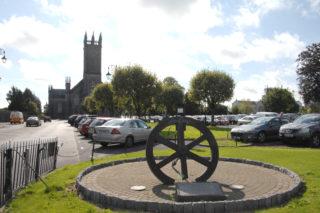 St Jarlath's Broken Wheel | Michael Waldron