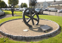 16.	Saint Jarlath's Broken Wheel