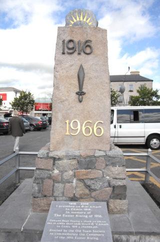 1916 – 1966 Monument  | Michael Waldron