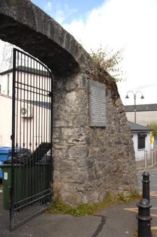 Site of Catholic Church | Michael Waldron
