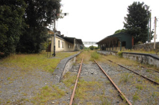 Railway Station | Michael Waldron