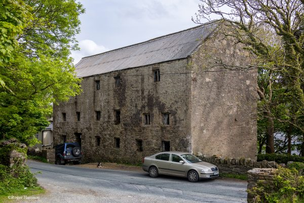 The old Grainstore in Streamstown | Roger Harrison