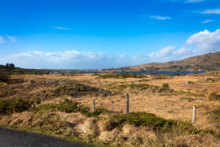 Lehanagh across Cashel Bay | Roger Harrison