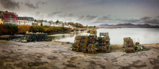 Roundstone Quay | Roger Harrison