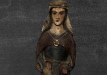 St Catherine - 15th C