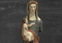 Our Lady of Clonfert - 13th C Madonna and Child