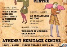 Athenry Walled Towns Day Talks