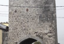 Athenry Town Walls Capital Works Project