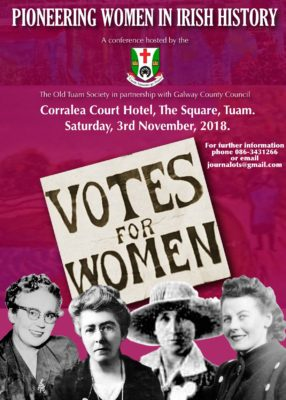 Pioneering Women in Irish History