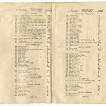The 1918 Register of Electors for the Unit of Clifden and the Unit of Derrylea