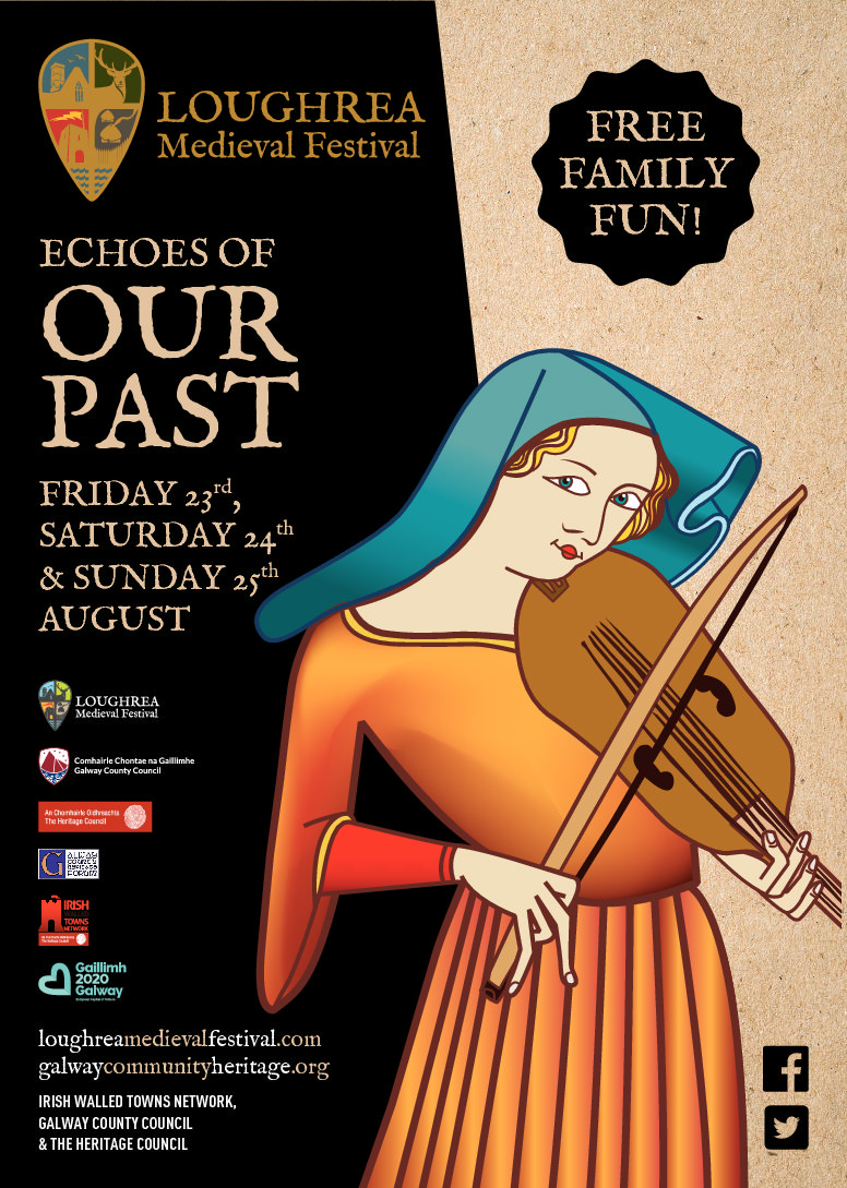 Loughrea Medieval Festival 2019