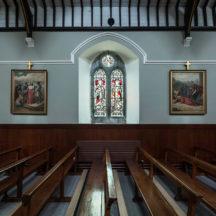 Window 13 - Gorham | Roger Harrison