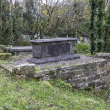 Grave 26 - Gorham | Roger Harrison