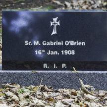 Grave 18 - O'Brien | Roger Harrison
