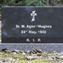 Grave 19 - Hughes | Roger Harrison