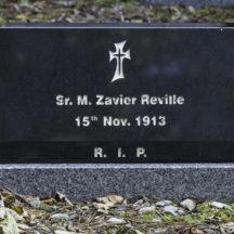 Grave 21 - Reville | Roger Harrison