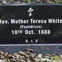Grave 22 - White | Roger Harrison