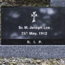 Grave 26 - Lee | Roger Harrison