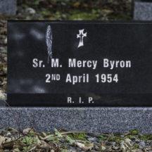 Grave 27 - Byron | Roger Harrison