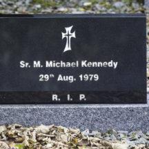 Grave 31 - Kennedy | Roger Harrison