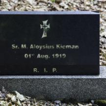 Grave 34 - Keiman | Roger Harrison