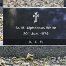 Grave 35 - White | Roger Harrison