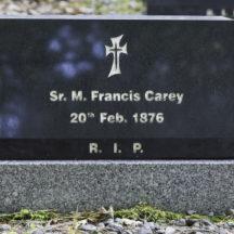 Grave 36 - Carey | Roger Harrison