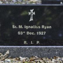 Grave 38 - Ryan | Roger Harrison