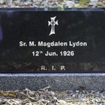 Grave 41 - Lyden | Roger Harrison