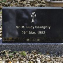 Grave 43 - Geraghty | Roger Harrison