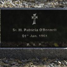 Grave 45 - O'Donnell | Roger Harrison