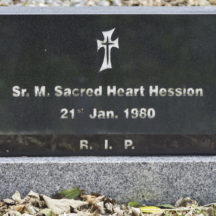 Grave 48 - Hession | Roger Harrison