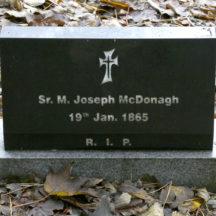 Grave 50 - McDonagh | Roger Harrison