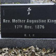 Grave 53 - King | Roger Harrison