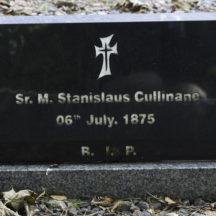 Grave 54 - Cullinane | Roger Harrison