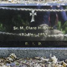 Grave 56 - Hughes | Roger Harrison