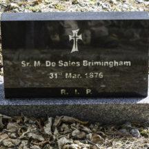 Grave 59 - Brimingham | Roger Harrison