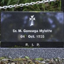 Grave 5 - Mylotte | Roger Harrison