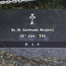 Grave 7 - Hughes | Roger Harrison