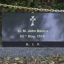 Grave 8 - Bodkin | Roger Harrison