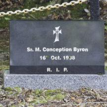 Grave 9 - Byron | Roger Harrison