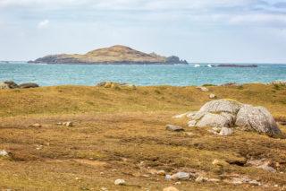 Cruagh or Crow Island | Roger Harrison