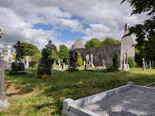 Annaghdown cathedral | Paul Greaney