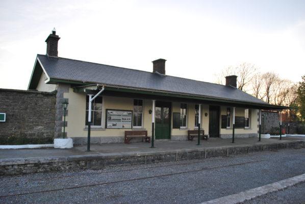 Ballyglunin Railway station   Paul Connolly