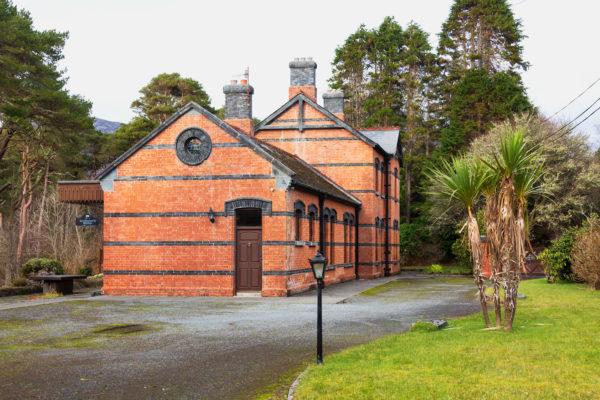 Ballynahinch Railway Station | Roger Harrison