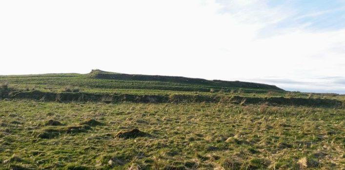 Sunset Knocknahoon Fort   Bernadette Doherty
