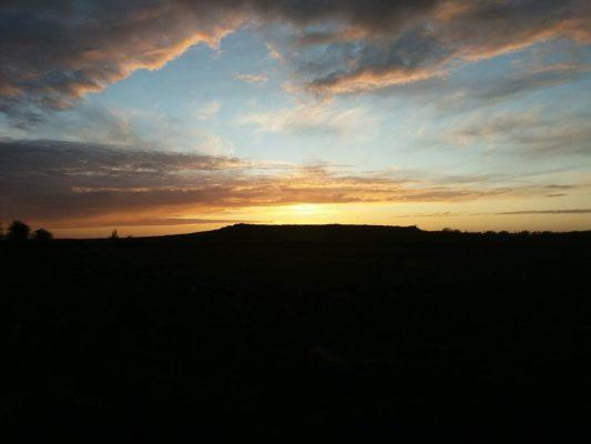 Sunset   Bernadette Doherty
